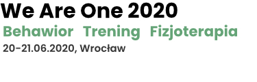 We are one 2020